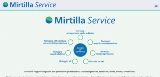 Mirtilla Service