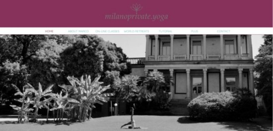 Milano Private Yoga